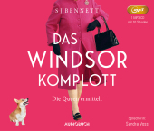 Das Windsor-Komplott, 1 Audio-CD, Cover