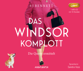 Das Windsor-Komplott, 1 Audio-CD,