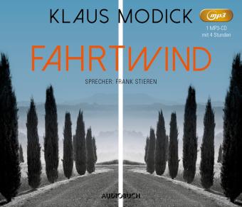 Fahrtwind, 1 Audio-CD, MP3