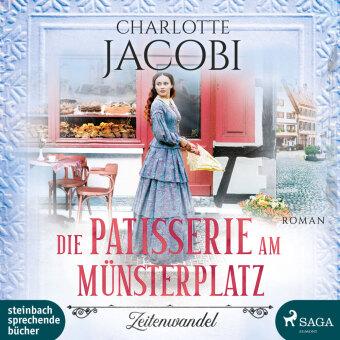 Die Patisserie am Münsterplatz - Zeitenwandel, 2 Audio-CD