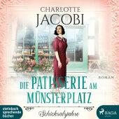 Die Patisserie am Münsterplatz, 2 Audio-CD, MP3