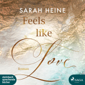 Feels like Love, 2 Audio-CD, MP3 Cover