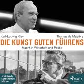 Die Kunst guten Führens, 2 Audio-CD,