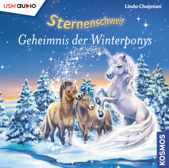 Sternenschweif - Geheimnis der Winterponys, 1 Audio-CD