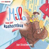 Milla und der Nashornbus, 2 Audio-CD