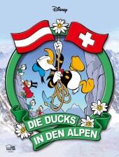 Die Ducks in den Alpen