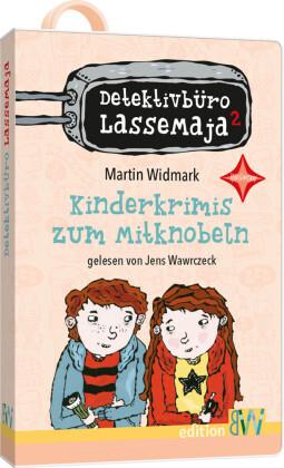 Detektivbüro LasseMaja - Kinderkrimis zum Mitknobeln