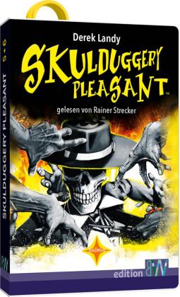 Skulduggery Pleasant 5-6