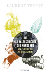Die Globalgeschichte des Menschen Cover