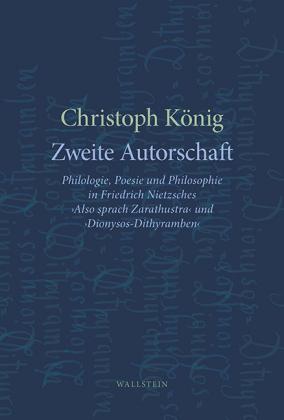 König, Christoph: Zweite Autorschaft