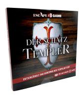 Der Schatz der Templer Cover
