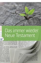 Das immer wieder Neue Testament Cover