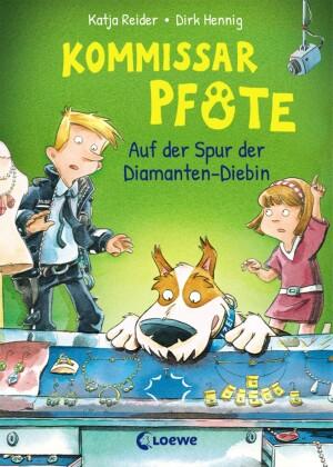 Kommissar Pfote 2 - Auf der Spur der Diamanten-Diebin