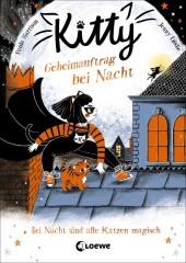 Kitty (Band 2) - Geheimauftrag bei Nacht Cover