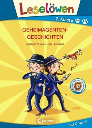 Leselöwen - Geheimagentengeschichten