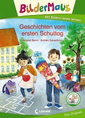 Bildermaus - Geschichten vom ersten Schultag