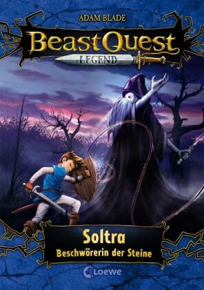 Beast Quest Legend (Band 9) - Soltra, Beschwörerin der Steine