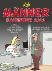 Uli Stein - Männer Kalender 2022: Monatskalender für die Wand