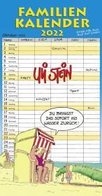 Uli Stein - Familienkalender 2022