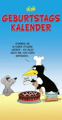 Uli Stein - Geburtstagskalender 2022