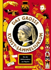 Das große Kunst-Sammelsurium Cover