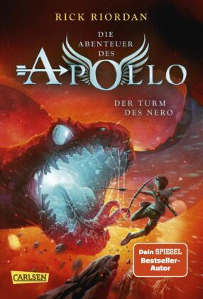 Die Abenteuer des Apollo, Der Turm des Nero