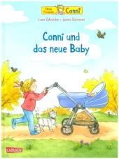 Conni-Bilderbücher: Conni und das neue Baby (Neuausgabe) Cover