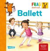 Frag doch mal ... die Maus!: Ballett Cover