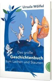 Das große Geschichtenbuch zum Lachen und Staunen