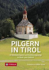 Pilgern in Tirol Cover