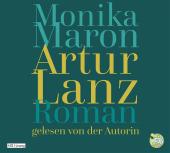 Artur Lanz, 4 Audio-CD