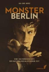 Monster Berlin Cover