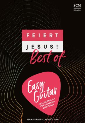 Feiert Jesus! Best of - easy guitar