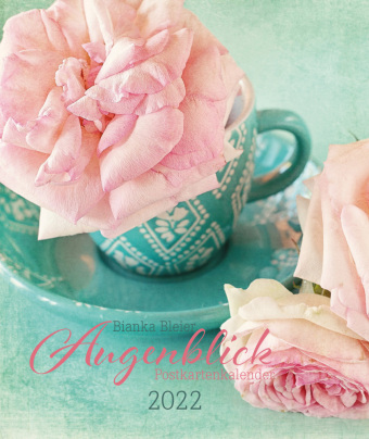 Augenblick 2022 - Postkartenkalender