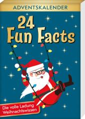 24 Fun Facts - Die volle Ladung Weihnachtswissen