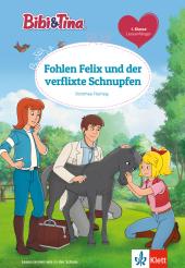 Bibi & Tina: Fohlen Felix und der verflixte Schnupfen Cover