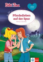 Bibi & Tina: Pferdedieben auf der Spur Cover