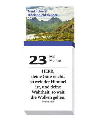 Neukirchener Bibelspruchkalender 2022