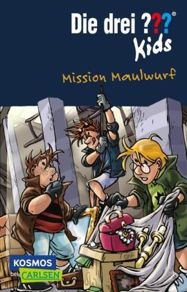 Die drei ??? Kids 18: Mission Maulwurf