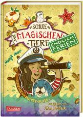 Die Schule der magischen Tiere - Endlich Ferien 6: Hatice und Mette-Maja Cover