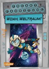 Freaky Fahrstuhl 2: Woah, Weltraum!