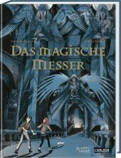 Das magische Messer - Die Graphic Novel zu His Dark Materials 2