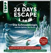 24 DAYS ESCAPE - Der Escape Room Adventskalender: Die Schneekönigin und die Splitter der Krone Cover