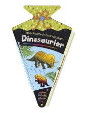 Mein Kratzbuch zum Schulstart - Dinosaurier