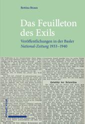 Das Feuilleton des Exils