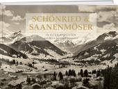 Schönried & Saanenmöser in alten Ansichten