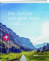 Das Justistal und seine Alpen