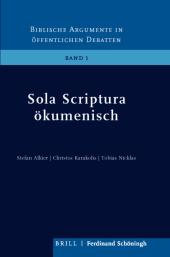 Sola Scriptura ökumenisch
