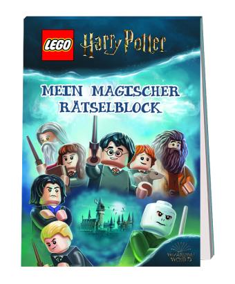 LEGO® Harry Potter(TM) - Mein magischer Rätselblock