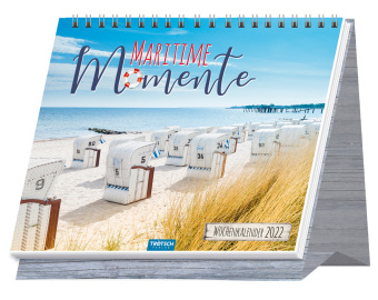 Trötsch Wochenkalender Maritime Momente 2022